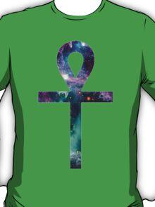 Ankh Trippy Nebula T-Shirt