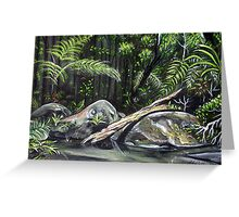 The Daintree Forest, Australia Greeting Card