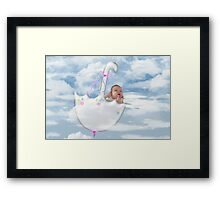 Shower Of Blessings Framed Print