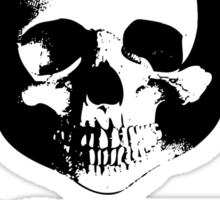 Scary Mickey Sticker