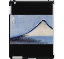 'Mount Fuji 2' by Katsushika Hokusai (Reproduction) iPad Case/Skin
