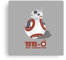 BB-8 The New Generation Canvas Print
