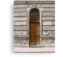 Doorways BA Argentina Canvas Print