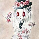 Ghoul Girl: Keira by TenshiNoYume