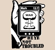 Mark 13:7 Wars and Rumours of Wars Unisex T-Shirt