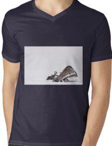 Borgey Mens V-Neck T-Shirt