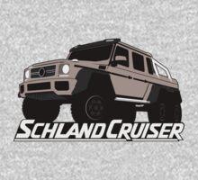 Schlandcruiser One Piece - Short Sleeve