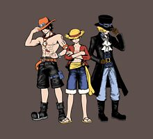 One Piece Brothers - colored Unisex T-Shirt
