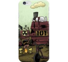 Fallout Brown iPhone Case/Skin