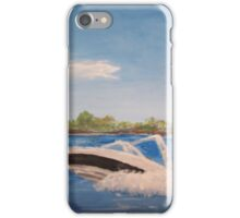 Summer Skiier iPhone Case/Skin