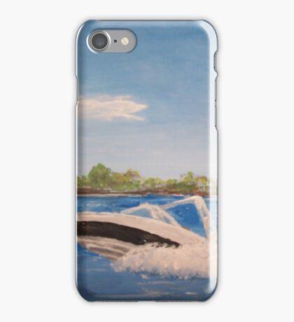 Summer Skiier iPhone Case/Skin