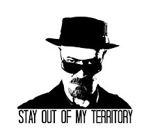 Heisenberg - Stay Out Of My Territory  by rorkstarmason