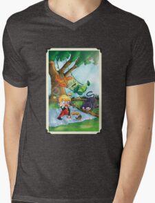 L'il Gotham City Sirens Mens V-Neck T-Shirt