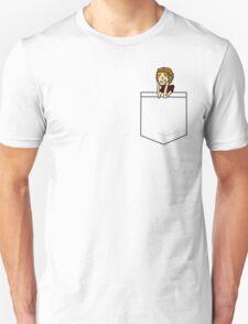 a pocket boy T-Shirt