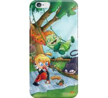 L'il Gotham City Sirens iPhone Case/Skin