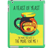 A FEAST OF YEAST iPad Case/Skin