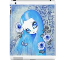 Goth Girl: Christine iPad Case/Skin