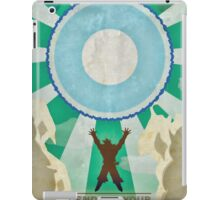 Dragonball Z - Goku - Art Deco Style iPad Case/Skin