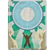 Dragonball Z - Goku - Art Deco Style iPad Case/Skin