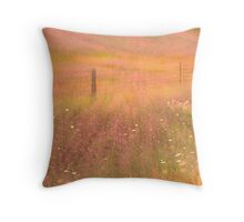 Pastoral Reverie Throw Pillow