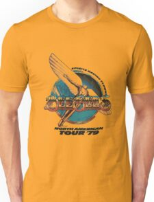 Bee Gees North America Tour 1979 Unisex T-Shirt
