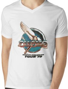 Bee Gees North America Tour 1979 Mens V-Neck T-Shirt