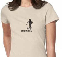 1CORINTHIANS 9:24  - RUN FOR IT Womens Fitted T-Shirt