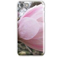 Pink Magnolia iPhone Case/Skin