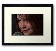 Leslie Framed Print