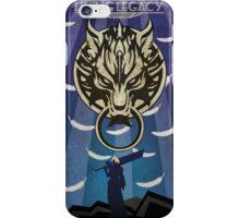 Final Fantasy VII - Cloud - Art Deco iPhone Case/Skin