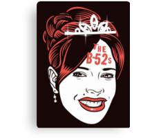 B52's Crown Canvas Print