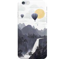 Roundscape II iPhone Case/Skin