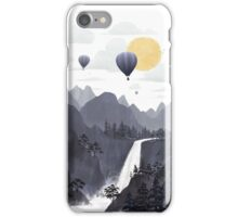 Roundscape II iPhone Case/Skin