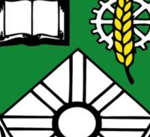 Saskatoon Coat of Arms Sticker