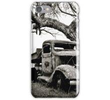 Creepy Vintage Truck iPhone Case/Skin