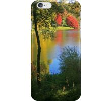 Autumn Colours in Wiltshire iPhone Case/Skin