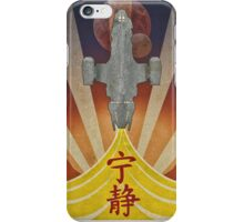 Firefly - Art Deco Atyle iPhone Case/Skin