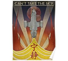 Firefly - Art Deco Atyle Poster