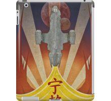Firefly - Art Deco Atyle iPad Case/Skin