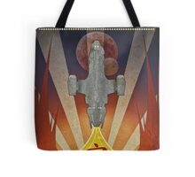Firefly - Art Deco Atyle Tote Bag