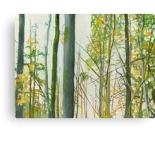 Arborescences Canvas Print