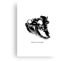 Dota 2 Bounty Hunter Custom Design Canvas Print