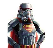 Super Stormtrooper  by morgangreen76
