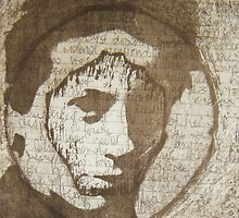 Thoughts 3, Solar Photopolymer Plate Etching, Print by emmasm02