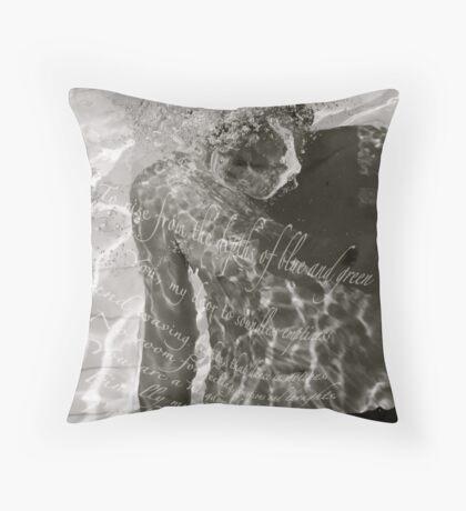 To Raise Throw Pillow