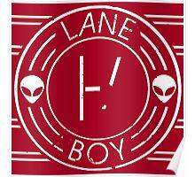 twenty one pilots - lane boy Poster