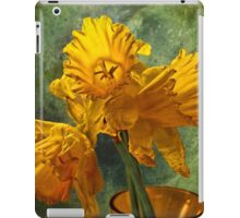 When something beautiful dies iPad Case/Skin
