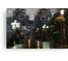 BELGIUM STREET Canvas Print