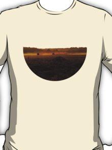 Skyless Composition 2   Seven T-Shirt