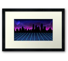 Electric Fury (No Text) Framed Print